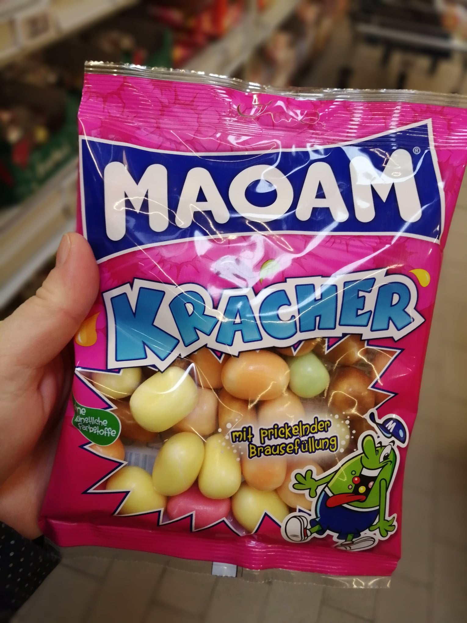 maoam kracher, ks